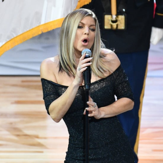 Roseanne's Quotes About Fergie's National Anthem Performance