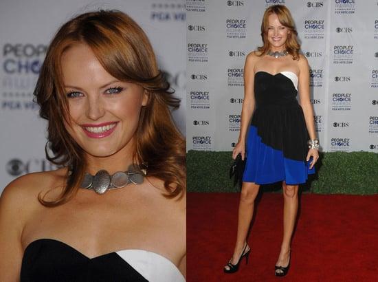2009 People's Choice Awards: Malin Akerman