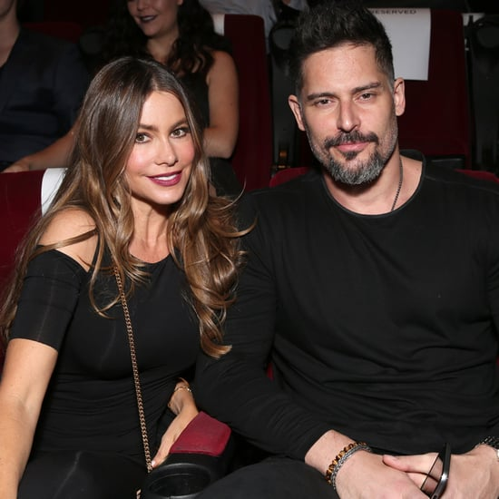 Sofia Vergara and Joe Manganiello at We Are X LA Premiere