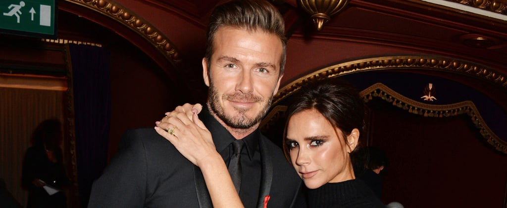David and Victoria Beckham's Love Story, as Told by Them