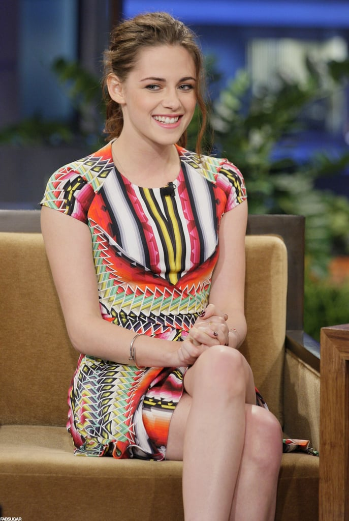 It looks like Kristen loves her Cartier Juste un Clou bracelet. She wore it for both promo occasions — are you a fan?