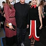 Olivia Wilde, Michael Kors, and Naomi Watts