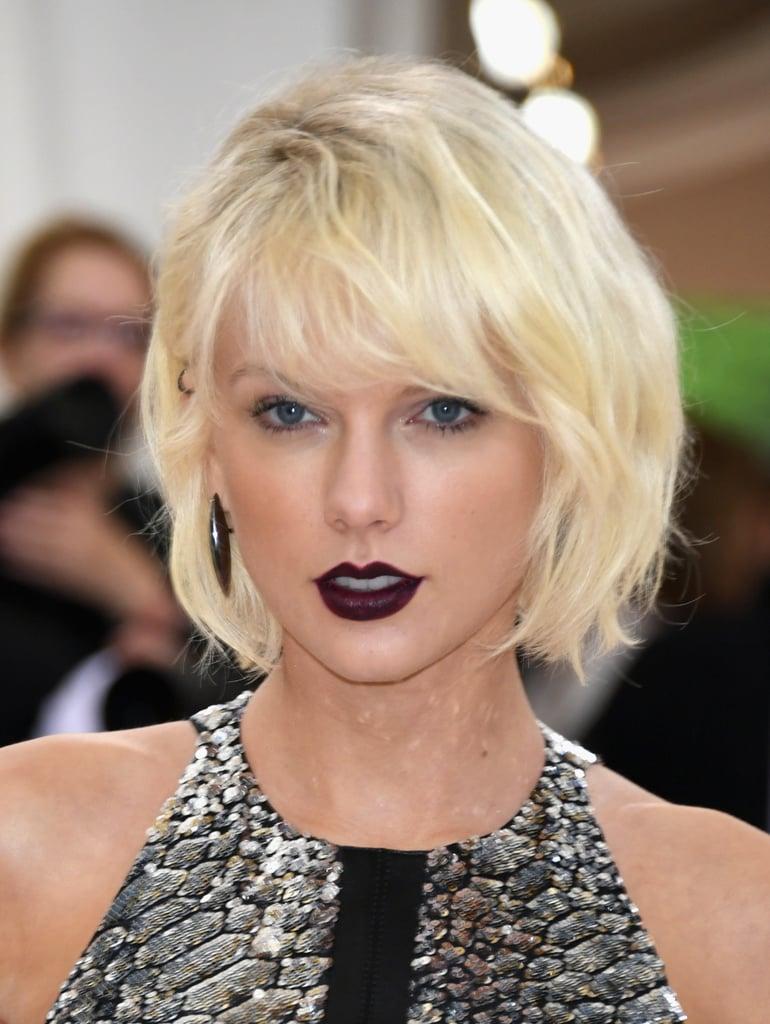 Taylor Swift Beauty Look Met Gala 2016