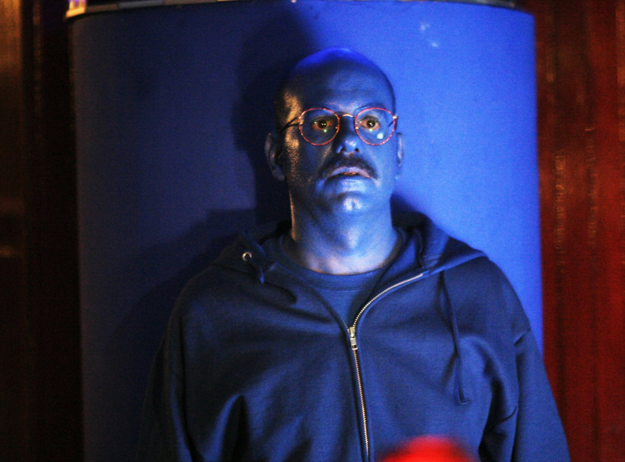 ARRESTED DEVELOPMENT, David Cross, 'The One Where They Build A House', (Season 2), 2003-, photo: Sam Urdank/Fox, TM and Copyright  20th Century Fox Film Corp. All rights reserved, Courtesy: Everett Collection