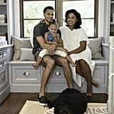 Ayesha Curry And Stephen Curry S Pottery Barn Nursery Room