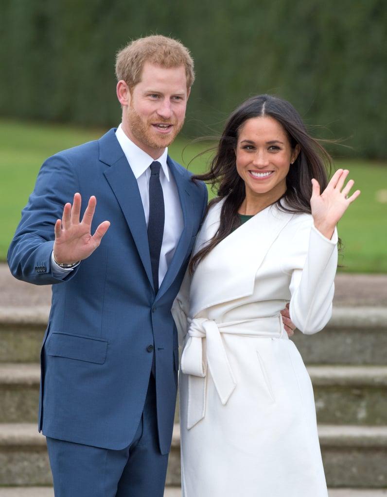 Meghan's Engagement Coat