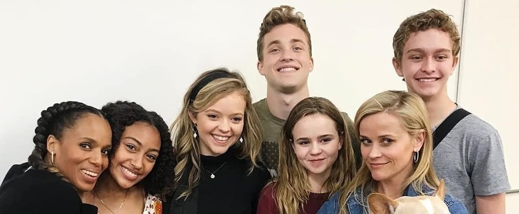 Little Fires Everywhere Cast Interviews About Gen Z