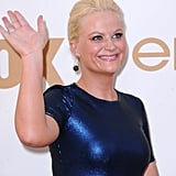 Amy Poehler at the Emmys.