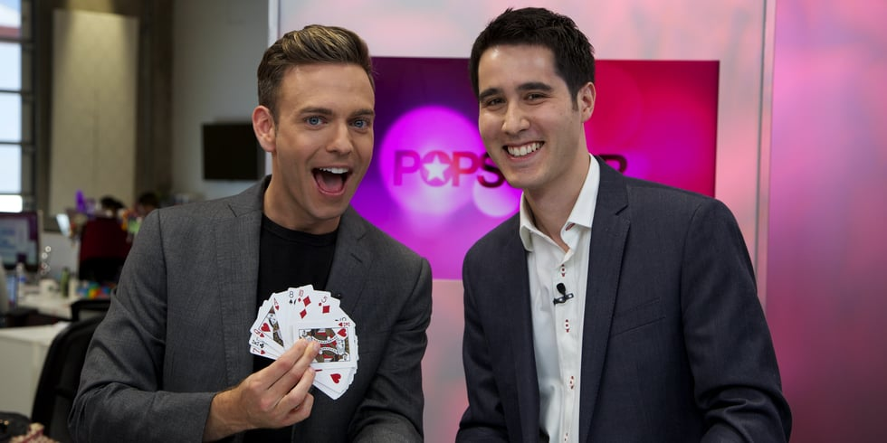 David Kwong Now You See Me Interview | Video