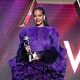 Rihanna's 2020 NAACP Image Awards Speech