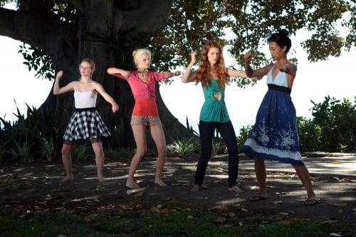 "ANTM Beauty Quiz: ""Hawaiian Hip Hop"""