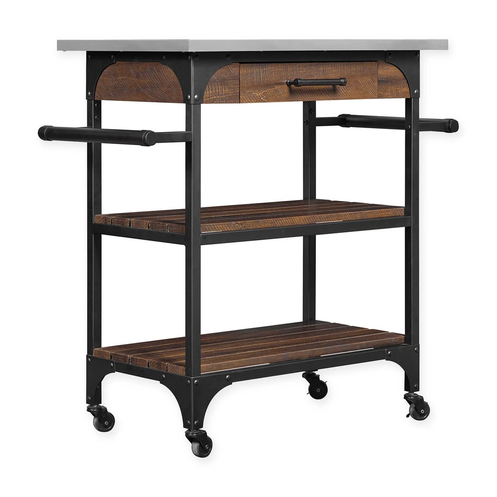 Industrial Kitchen Cart