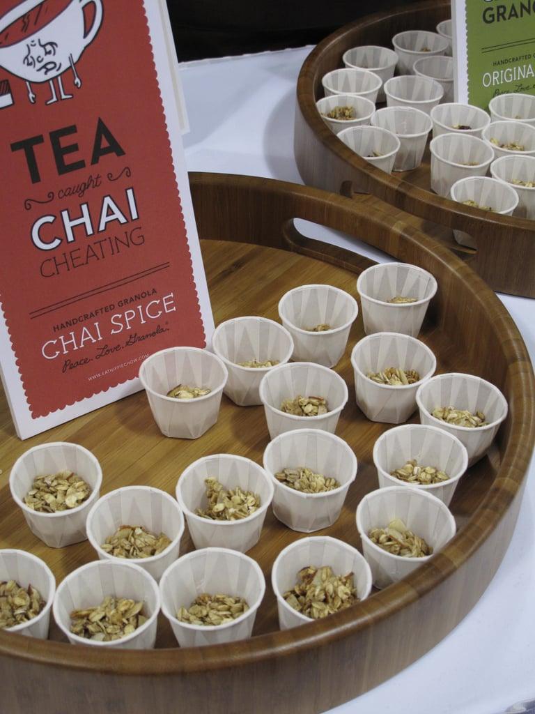 Chai Spice Granola