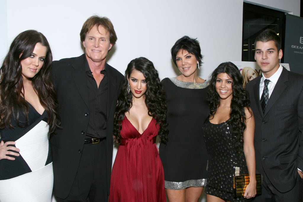Keeping Up With the Kardashians Style Evolution