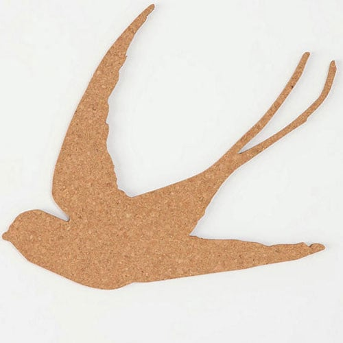 Dove Cork Bulletin Board