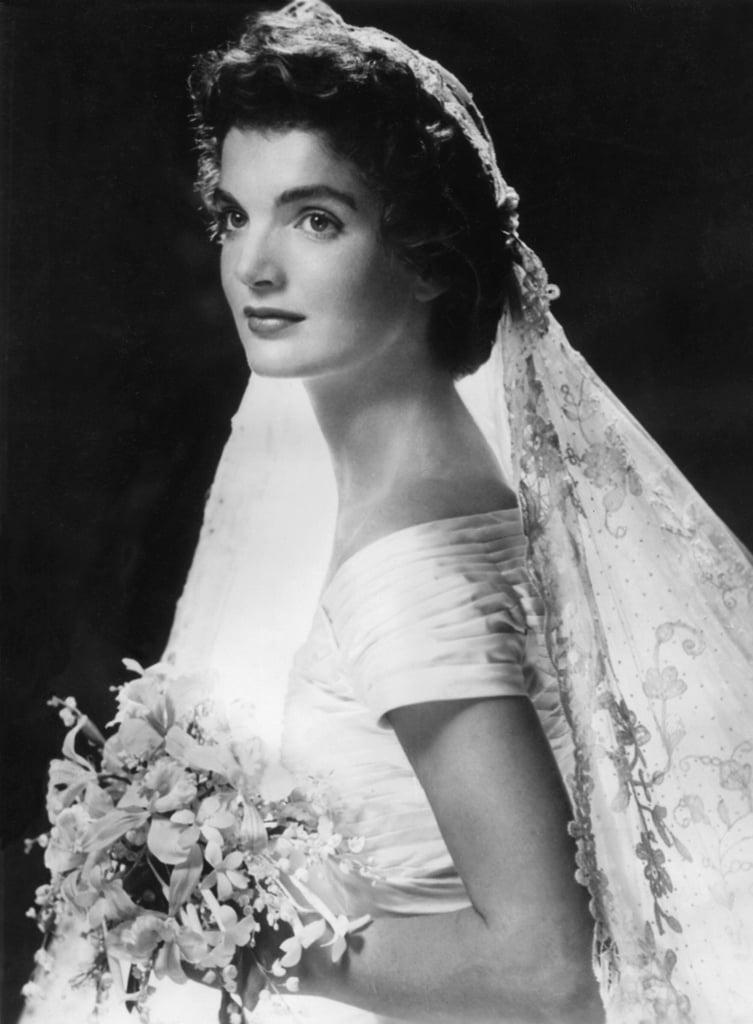 Jackie Kennedy Inspired Wedding Dress 75 Inspirational