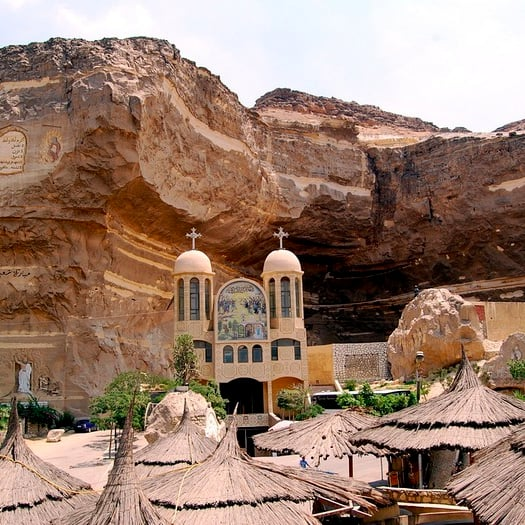 Cave Church Middle East