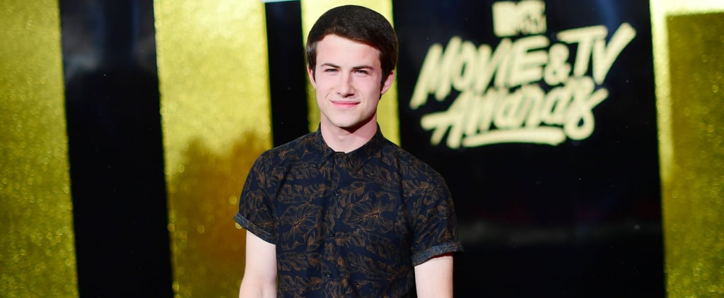 Hearts Melt Everywhere as Dylan Minnette Arrives at the MTV Movie and TV Awards
