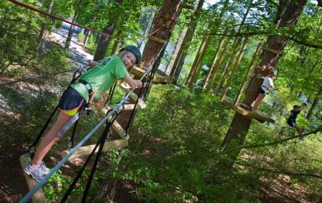Summer Family Adventure at Callaway Gardens, Pine Mountain, Georgia
