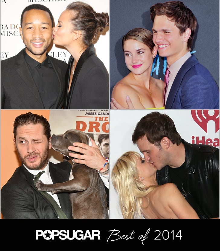 The Hands-Down Cutest Red Carpet Pictures of 2014