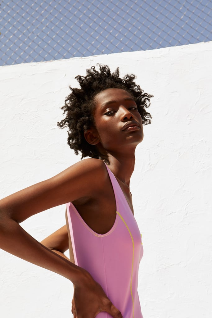 Zara Recycled Capsule Collection Swimsuit