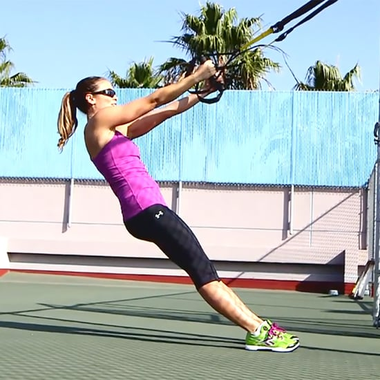 How to Do TRX Rows