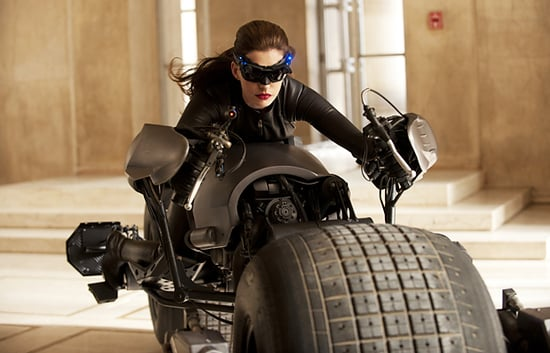 First Look: Anne Hathaway as Catwoman!
