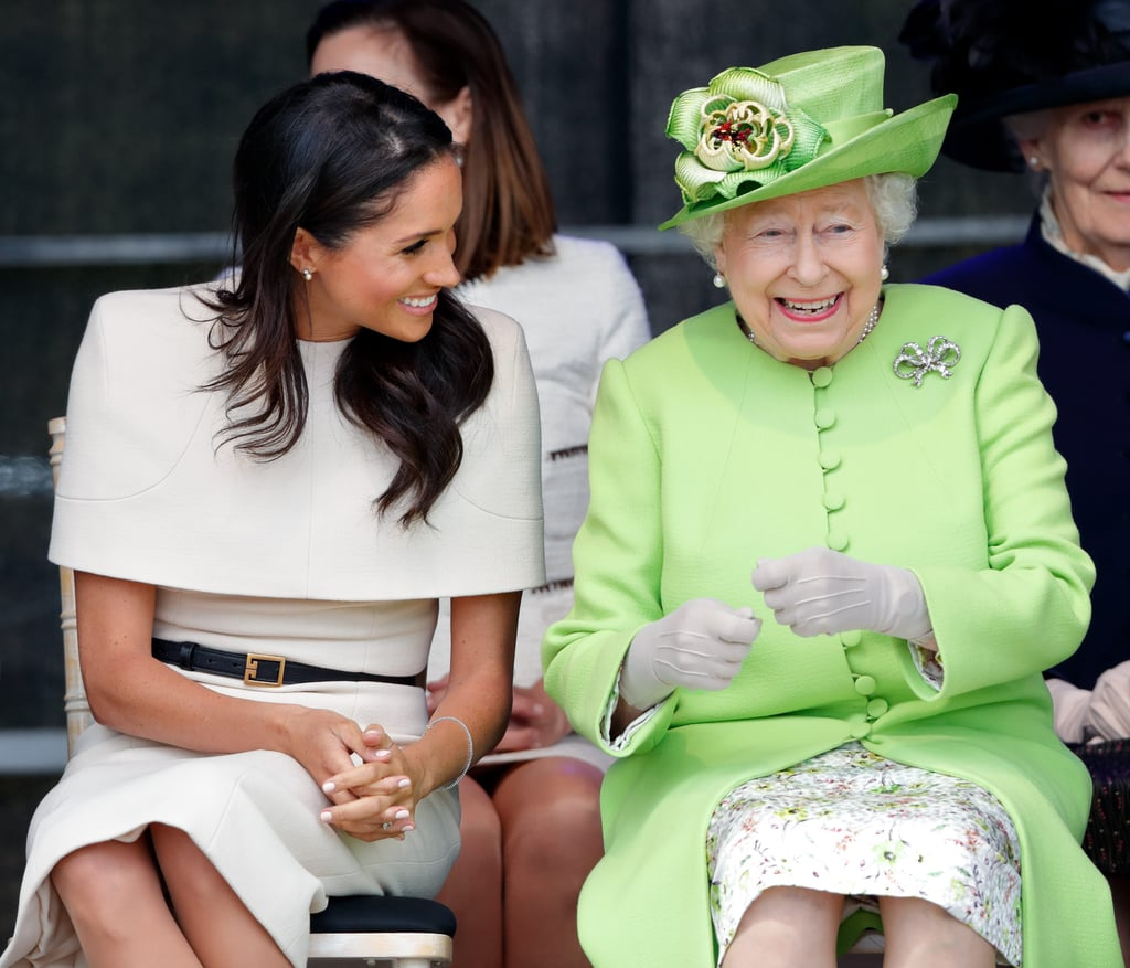 Who Are Queen Elizabeth's Friends?