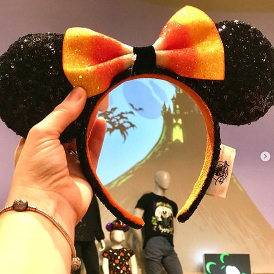 Candy Corn Minnie Ears and Matching Backpack at Disney
