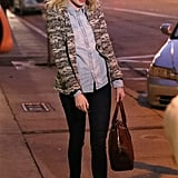 Emma Stone Out Before Her 24th Birthday