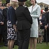 The Duchess of Cambridge Wore Her Christopher Kane Coatdress