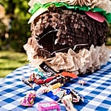 Wedding With DIY Pinatas