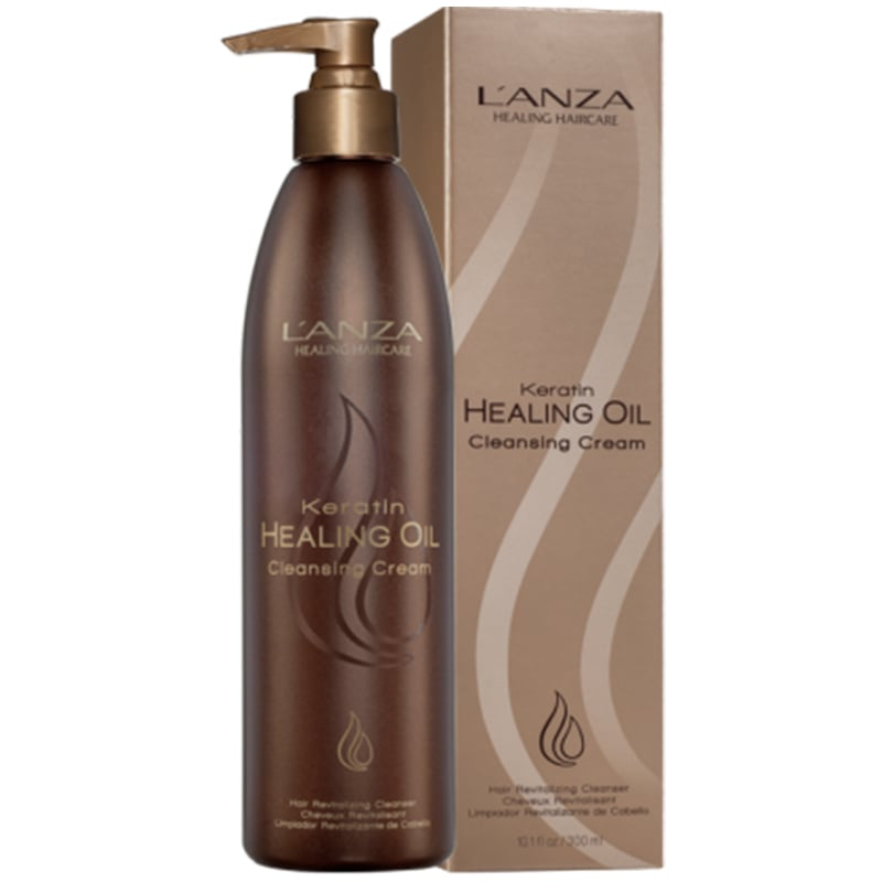 L'anza Professional Keratin Healing Oil Cleansing Cream