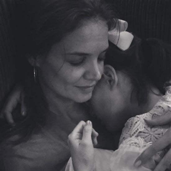 Katie Holmes Instagram Photos of Suri Cruise September 2016