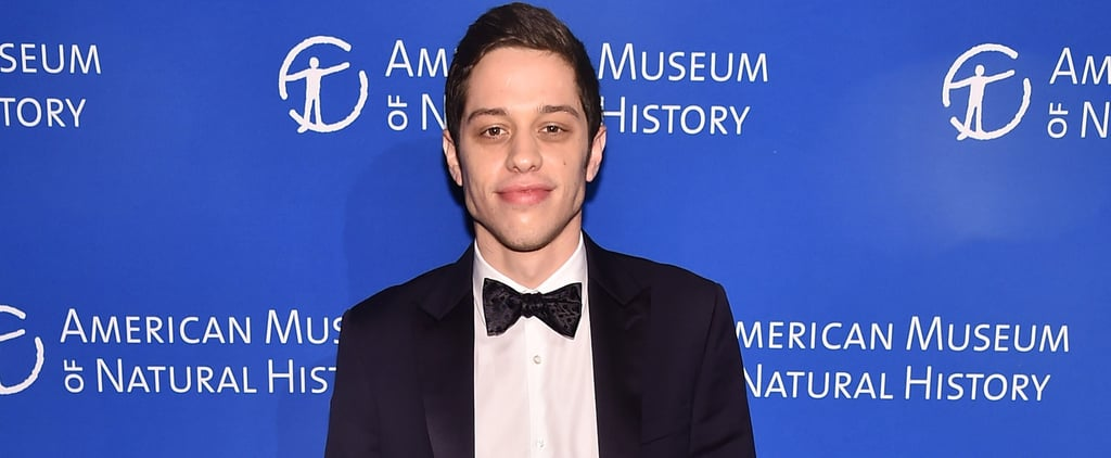 Pete Davidson Quotes About Dating Ariana Grande