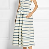 Mara Hoffman Striped Cotton Midi Dress ($285)