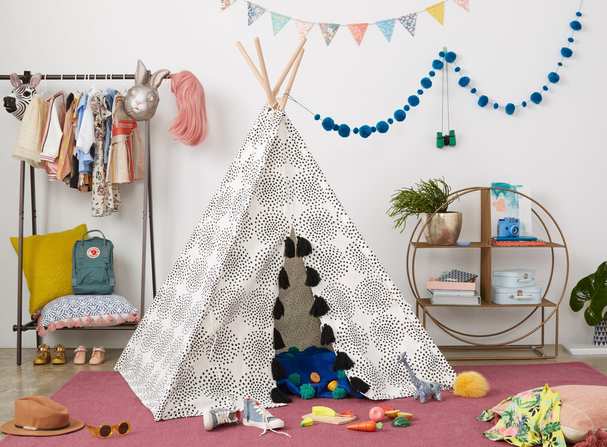 Hidden Rooms In Diggy Christmas 2020 DIY Cozy Corner | POPSUGAR Family