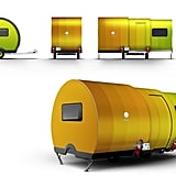 This French Camper Extends to 3x Its Size and Is the Coolest Thing You'll See All Day