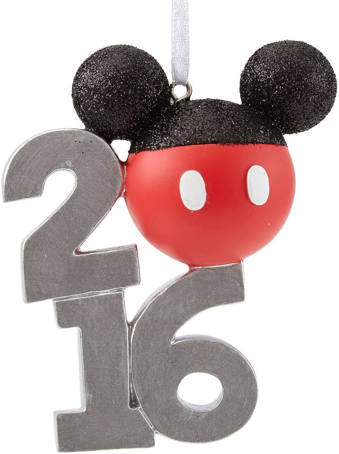 Disney Collection Mickey 2016 Ornament