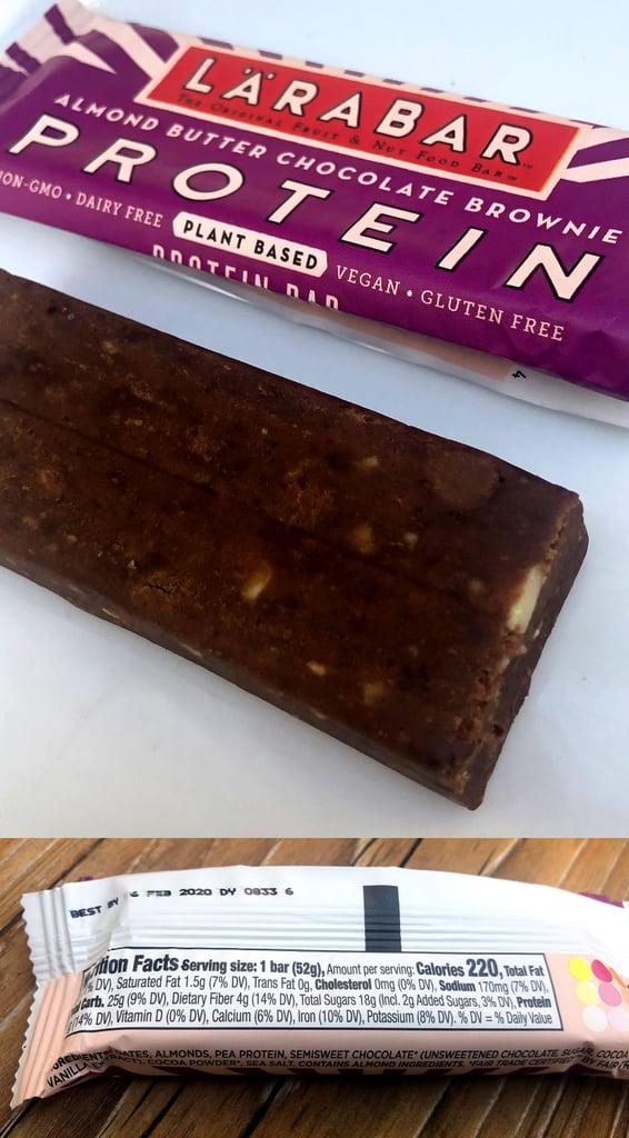 Almond Butter Chocolate Brownie Lärabar Protein Bar