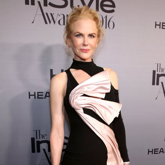 Nicole Kidman at InStyle Awards October 2016