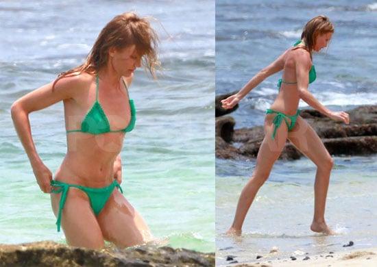 Bikini Photos of Cameron Diaz in Hawaii