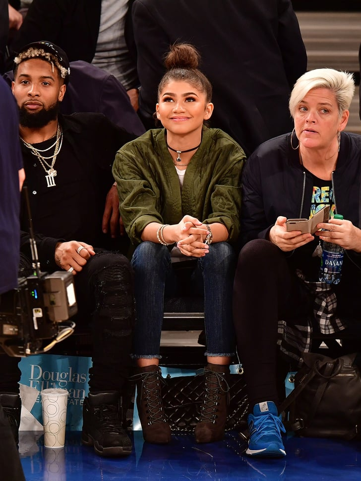 Zendaya Odell Beckham Jr Knicks Game November 2016 Whats Mixxxer in addition to the crucial reasons why all of us detested it an enormous amount.