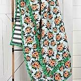 Flower Bed Comforter