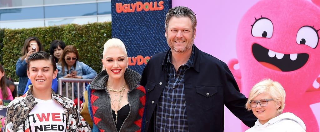 Gwen Stefani on Blake Shelton Being a Good Dad to Her Sons