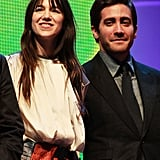 Charlotte Gainsbourg and Jake Gyllenhaal
