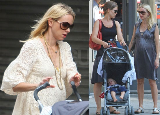 Photos of Pregnant Naomi Watts Who Talks About Marrying ...