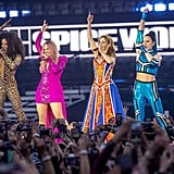Spice Girls 2019 Tour Outfits