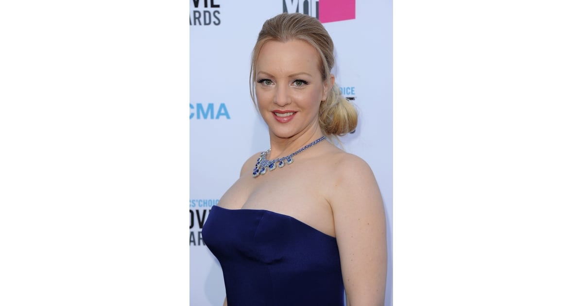 Wendi Mclendon Covey 2012 Critics Choice Awards Red Carpet