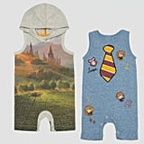 Harry Potter 2pk Sleeveless Rompers